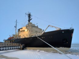 Day E – Trip to Sampo Ice Breaker in Kemi (Min. 3 people)
