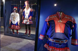 DAY D – Snowmobile safari to Ice fishing and visit at the provincial museum of Lapland (Min. 2 people)