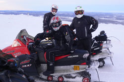 Ultimate 2-7 days All Inclusive Snowmobile Safaris  (2-10 persons)