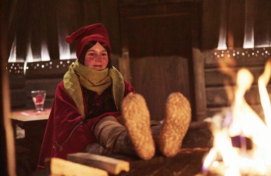 elf academy in Santa Claus Village